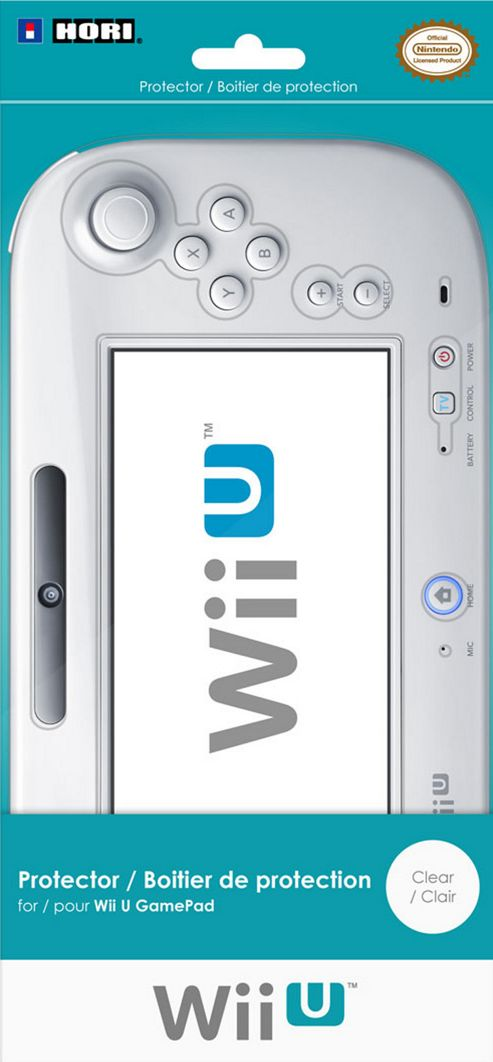 Wii U Clear Protector