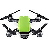 DJI Spark Mini Drone - Remote Control Quadcopter Meadow Green