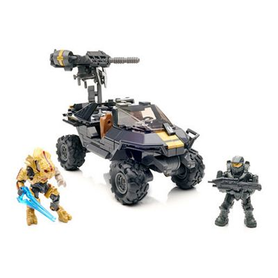 Buy Mega Bloks Halo UNSC Attack Gausshog from our All