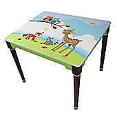 Fantasy Fields Childrens Kids Toddler Wooden Table Indoor (no chairs) TD-11739A