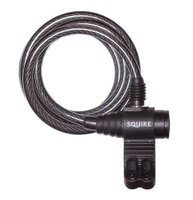 Squire 10mm Cable Lock 1800mm