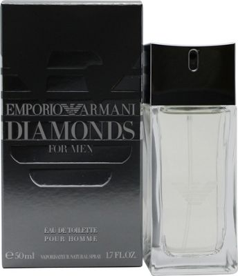 Giorgio Armani Emporio Diamonds Eau de Toilette (EDT) 50ml Spray For Men