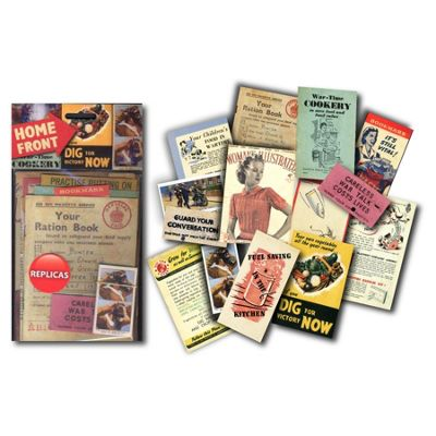 Home Guard - Replica Memorabilia Pack