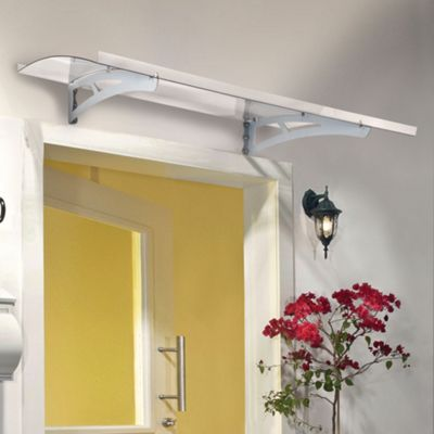 Palram Door Cover Canopy Lucida 1350 Clear