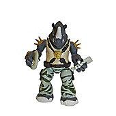 Teenage Mutant Ninja Turtles Mutations Mix & Match Rocksteady