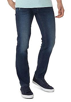 F&F Dark Slim Stretch Jeans - Dark wash