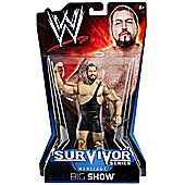 WWE Survivor Series 2005 Heritage Figure Big Show