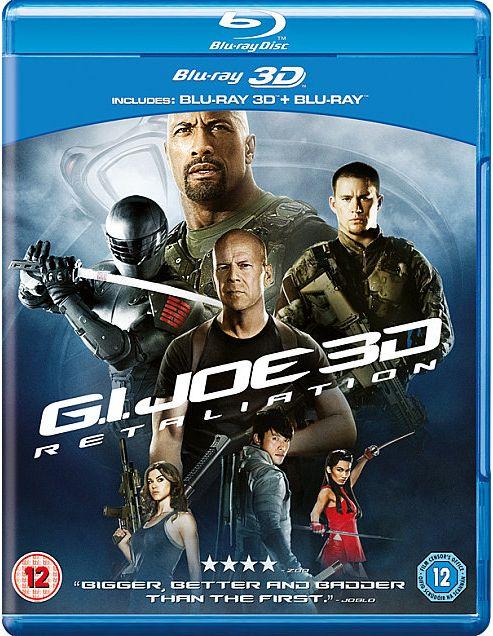 Gi Joe: Retaliation - Bluray 3D