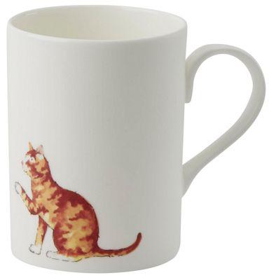 Roy Kirkham Lucy Mug Ginger Cat