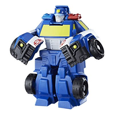 Playskool Heroes Transformers Rescue Bots - Chase The Police - Bot