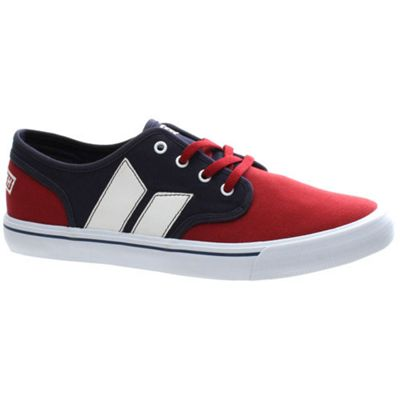 Macbeth Langley Muted Red/Ensign Shoe