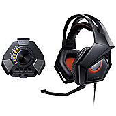 Asus Strix DSP Virtual 7.1 Surround Gaming Headset 60mm neodymium-magnet drivers - 90YH00A1-M8UA00