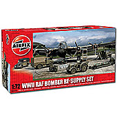 Airfix A05330 Bomber Re-Supply Set 1:72 Military Model Kit