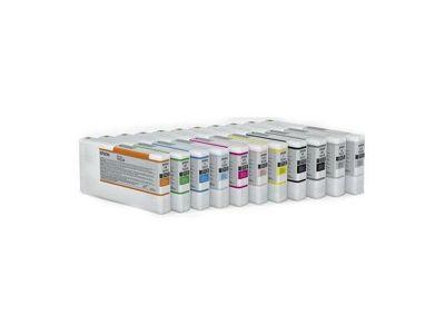 Epson T6534 UltraChrome K3 Ink Cartridge for Stylus Pro 4900 - Yellow