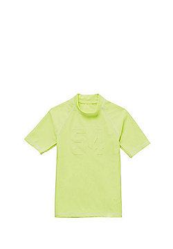 F&F 54 Sunsafe Rash Top - Lime