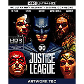 Justice League 4K