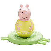 Peppa Pig Weebles - Beach Fun Peppa