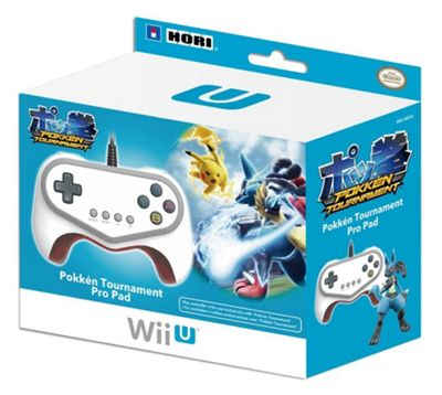 Hori Pokken Tournament Pro Pad Limited Edition Controller