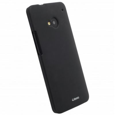 Krusell ColourCover Clip-On Case for HTC One - Black