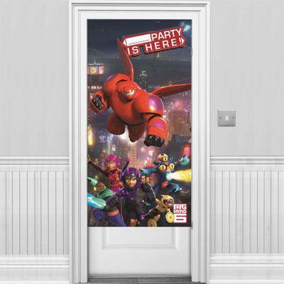 Big Hero 6 Door Banner