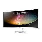 "Samsung LC34F791WQUXEN 34"" UWQHD Curved LED Gaming Monitor w/Speakers"