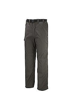 Craghoppers Mens Kiwi Classic Walking Trousers - Brown