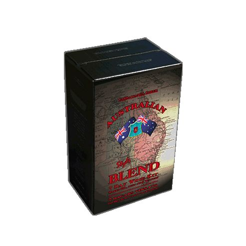 Australian Blend 23l- 7 Day Wine Kit - Merlot