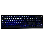 Game Max MK1 Mechanical Gaming Keyboard with Blue LED