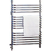 Dimplex 350W Dual Fuel Ladder Towel Radiator