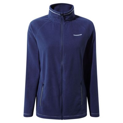 Craghoppers Ladies Seline IA Fleece Jacket Night Blue 10