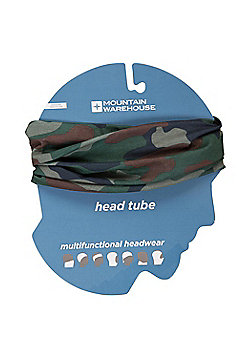 Mountain Warehouse Mens Breathable Neckwarmers Quick Drying - 48 x 24cm - Multi