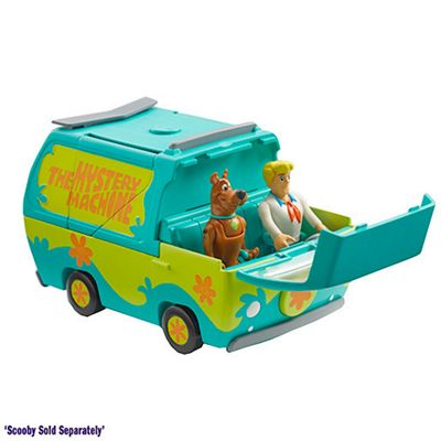 Scooby-Doo! - Transforming Mystery Machine with Fred Figure