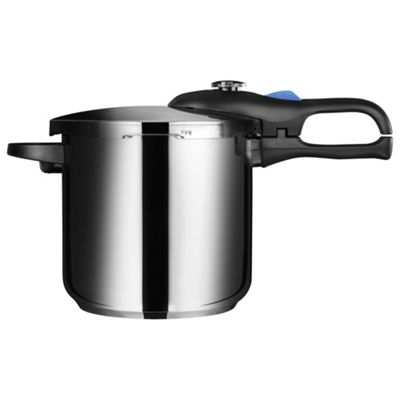 Tower Professional 7.5 Litre Stainless Steel Induction Pressure Cooker
