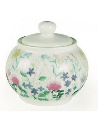 Roy Kirkham Meadow Flowers Sugar Bowl