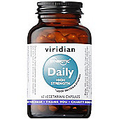 Viridian Synbiotic Daily High Strength Veg Caps 60