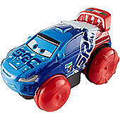 Disney Pixar Cars Hydro Wheels Raoul Caroule Vehicle