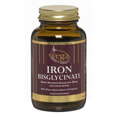 Iron bis. 50mg non constipating