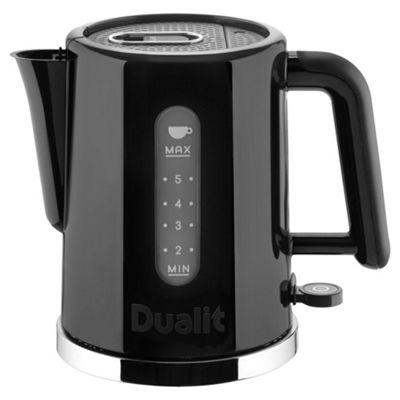 Dualit Studio Kettle, 1.5L - Black & Chrome