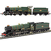 HORNBY Loco R3409 BR 4-6-0 'King William IV' 6000 King Class - Late BR