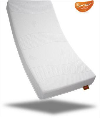 Sareer Value Pack Memory Foam Mattress - Medium - Single 3ft