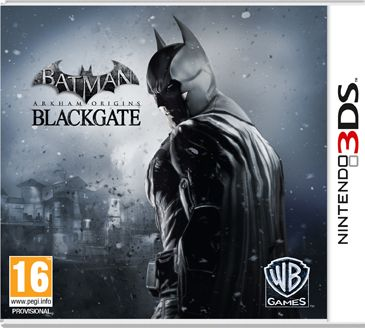 Batman: Arkham Origins 3DS