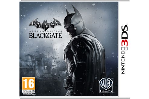 Batman: Arkham Origins 3DS