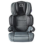 Cosy N Safe High Back Booster Car Seat, Without Harness, Group 2-3, Apache
