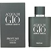 Giorgio Armani Acqua di Gio Profumo Eau de Parfum (EDP) 75ml Spray For Men