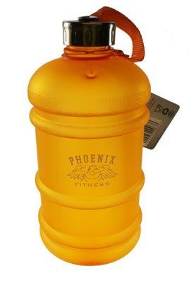 Phoenix Fitness 2 Litre Drinks Bottle (Orange)