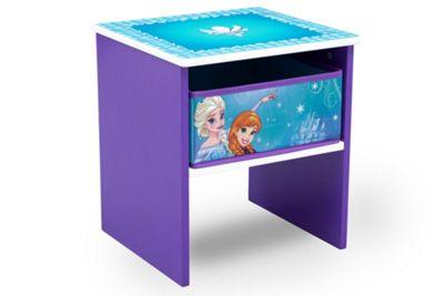 Delta Children Frozen Bedside Table