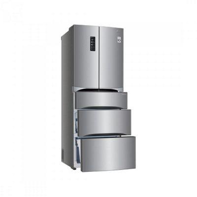 LG Fridge Freezer GB6140PZQV Stainless Steel