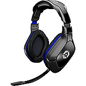 Gioteck HC-2 Wired Stereo Headset with Adjustable Mic Boom for Sony PS4/ Mi...