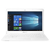 "Asus 14"" E402 AMD A9 4GB RAM 128GB Storage White"