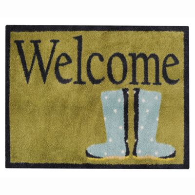 Eco-friendly Door Mat - Welcome